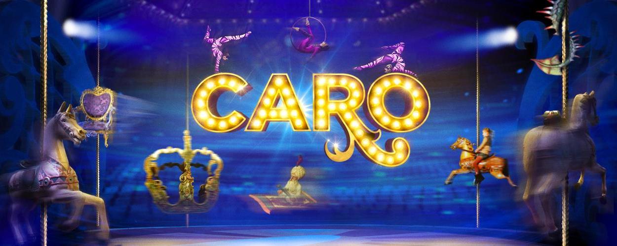 CARO ook komend seizoen te zien in het Efteling Theater