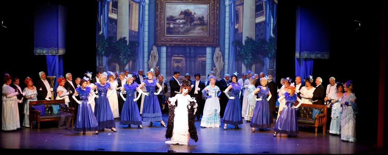 Audities: Operettevereniging Purmerend zoekt (mezzo)sopraan en bariton