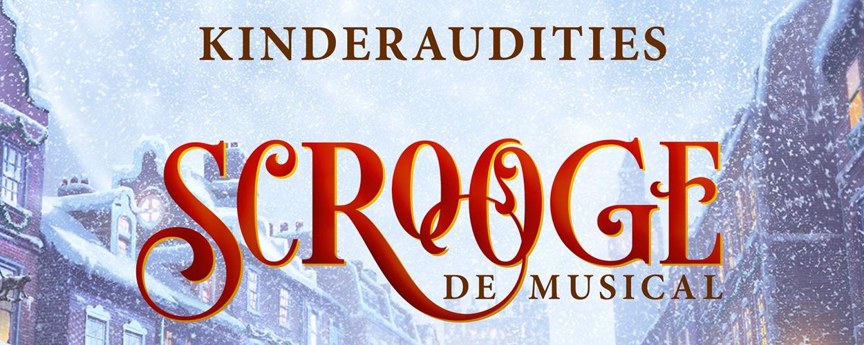 Audities: Kinderen gezocht voor Scrooge de Musical