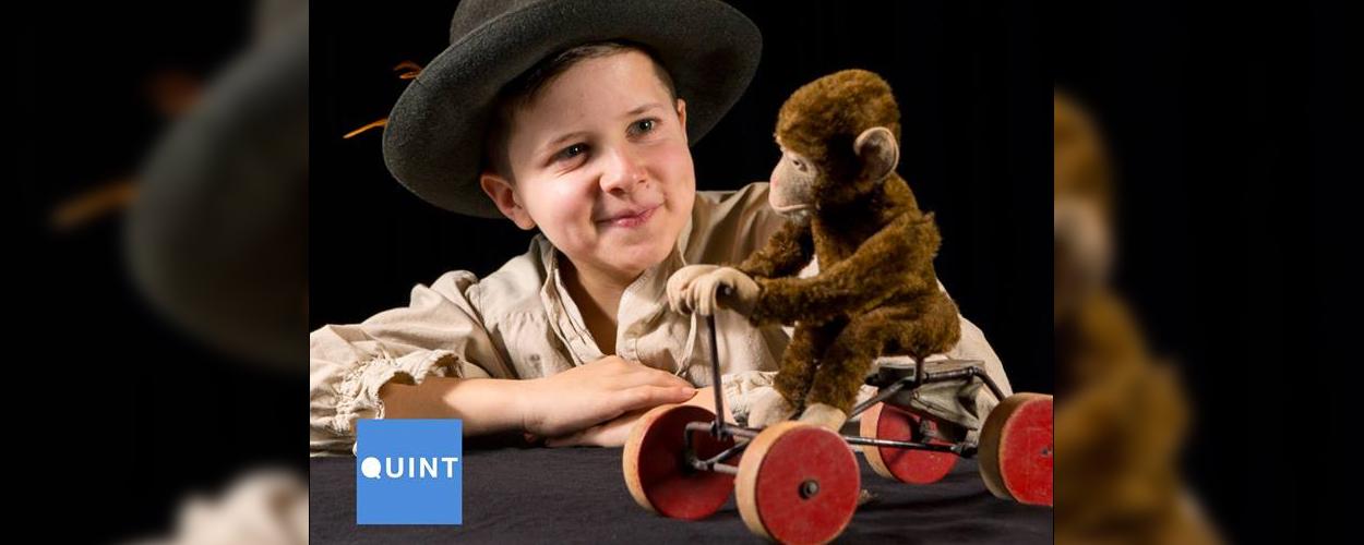 Audities: 'Alleen op de wereld' van Jongerentheater Quint