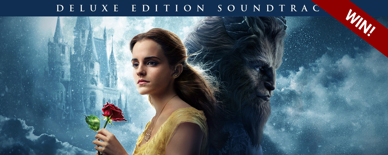 Win de nieuwe Deluxe Edition Soundtrack van Beauty and the Beast