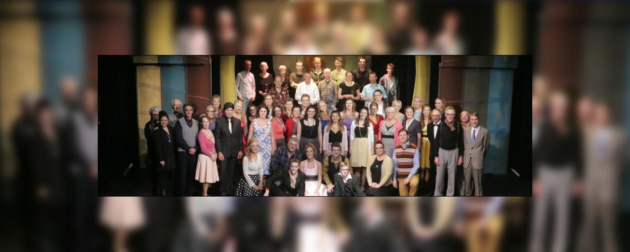 Audities: Titanic van theaterkoor Caecilia uit Kampen