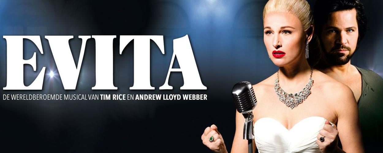 Evita keert volgend seizoen terug, Brigitte Heitzer speelt opnieuw de hoofdrol