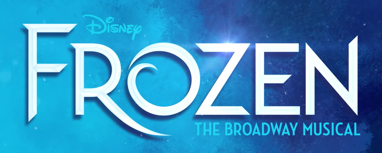 Eerste internationale productie Frozen in Australië