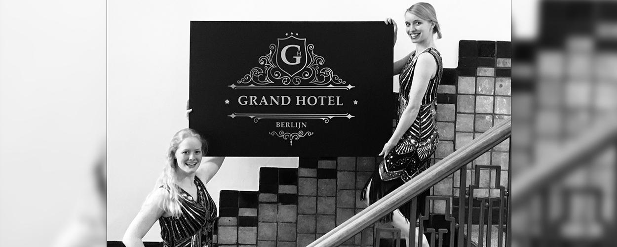 Musicalvereniging Muze presenteert Grand Hotel Berlijn