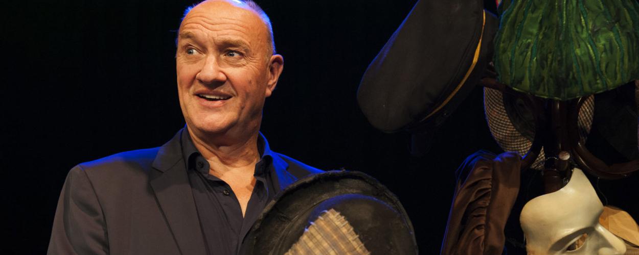 Henk Poort in You're the Top als vervanger voor zieke Marcel Jonker