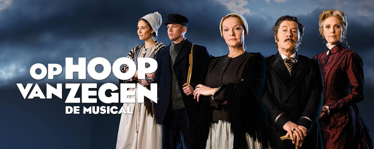 Speciale Transscriptie musical Op Hoop van Zegen op YouTube