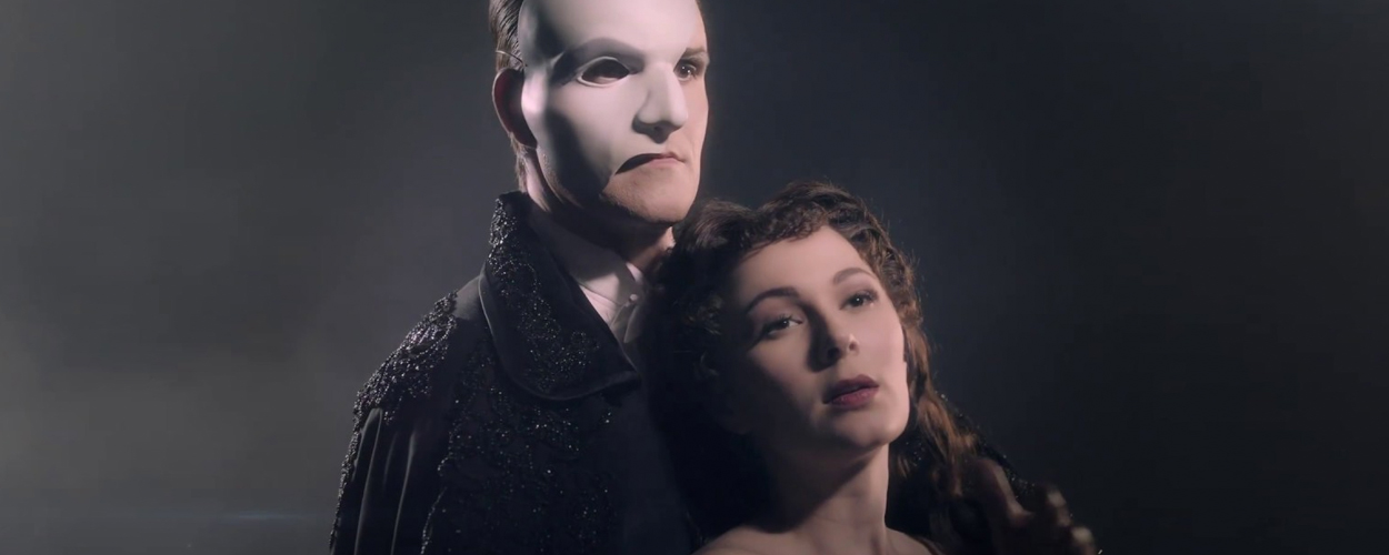 Nieuwe trailer voor The Phantom of the Opera op West End