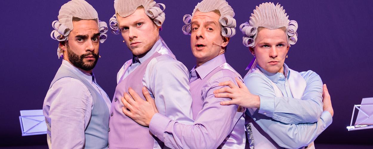 De Alex Klaasen Revue – Showponies zwaait af met uitverkochte 136ste voorstelling