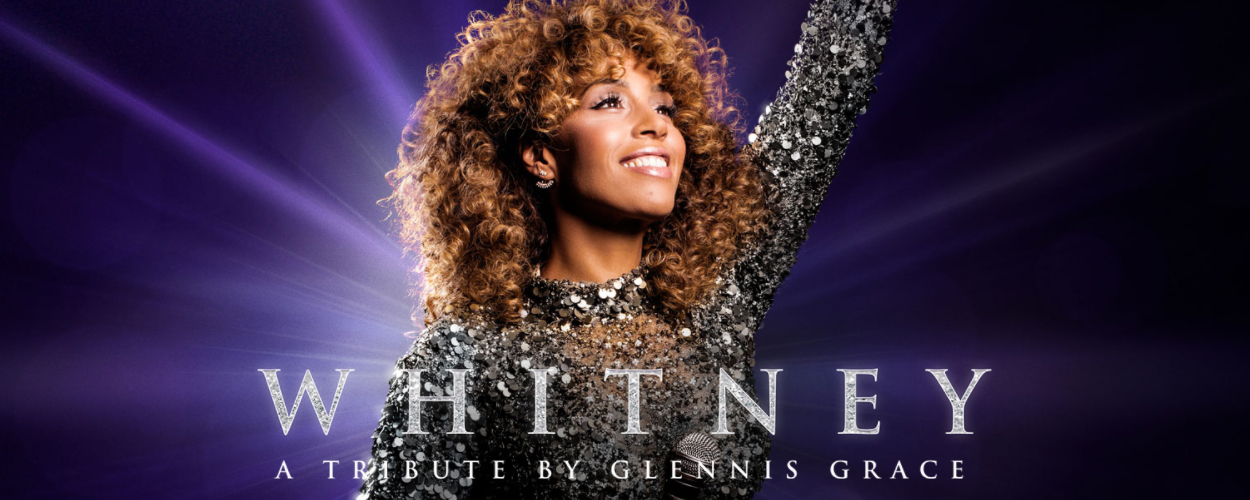 Glennis Grace met Whitney Tribute in AFAS Live