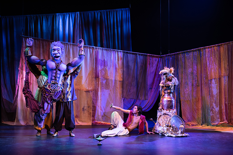 Aladdin (Theater Terra)