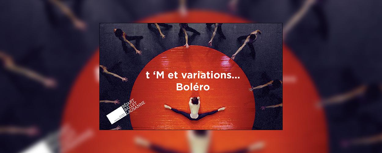 Audities: Music Hall zoekt mannelijke figuranten voor Boléro
