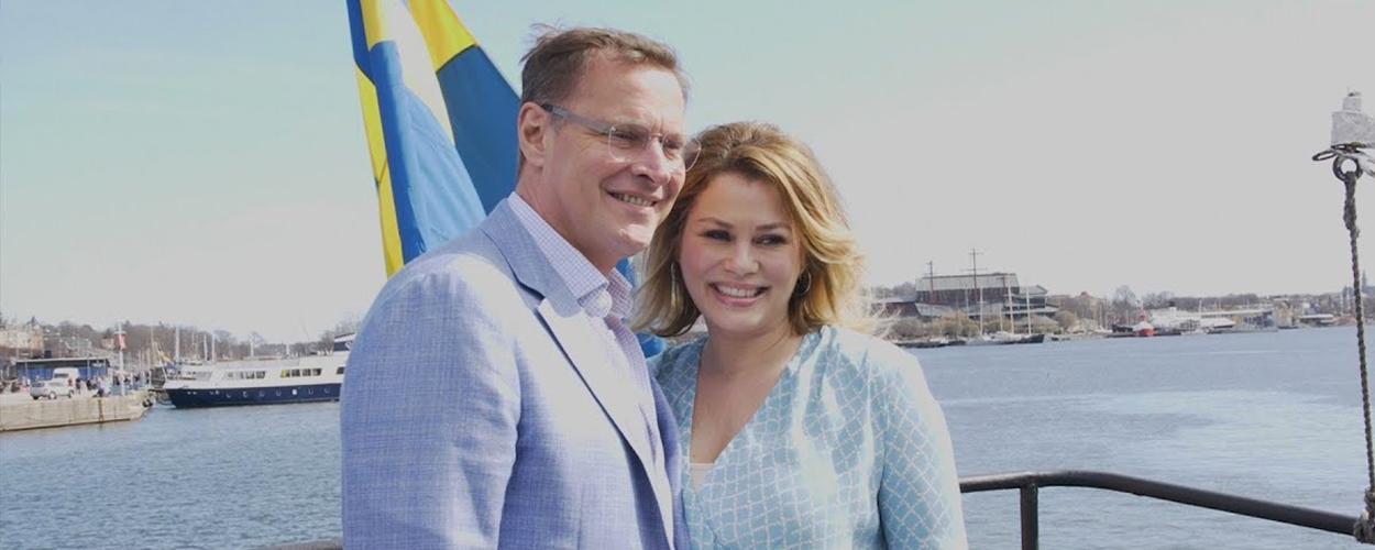 Verslag van bekendmaking Donna/Antje Monteiro in Stockholm