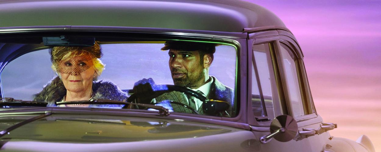 Trailer voor Driving Miss Daisy met Anne Wil Blankers en Edwin Jonker