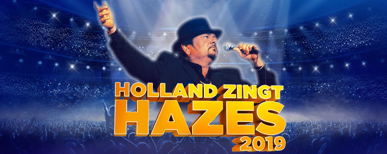 Holland Zingt Hazes volgend jaar voor zevende keer in de Ziggo Dome