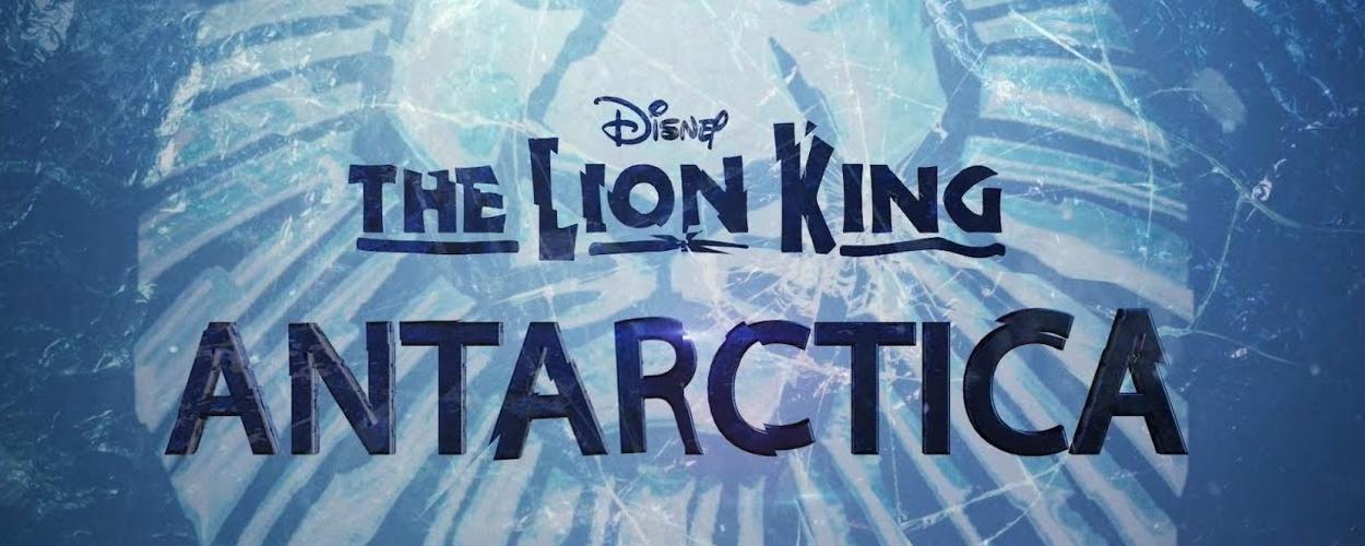 Disney brengt speciale versie The Lion King naar Antarctica