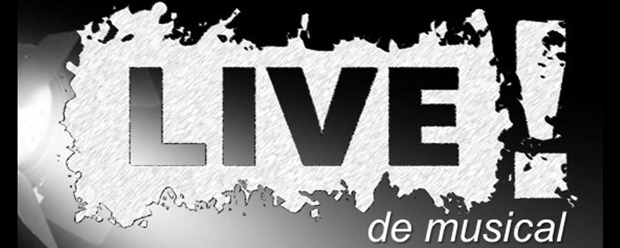 Muziektheater Tabula Rasa presenteert de musical Live!