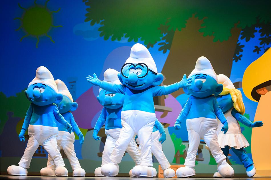 Smurfen de Musical