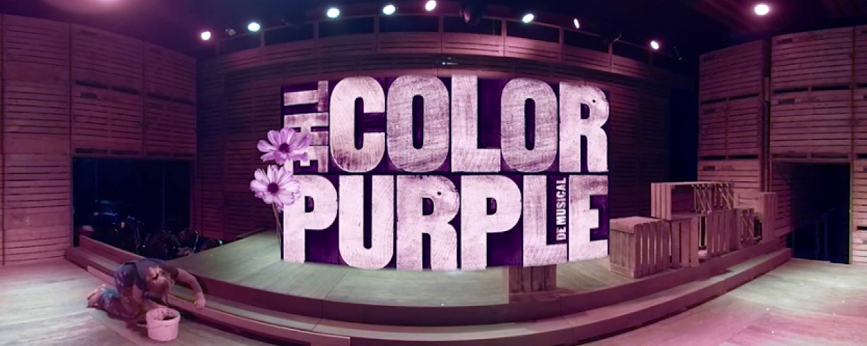 Bekijk het theater van The Color Purple in 360°
