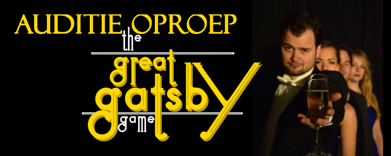 Audities: The Great Gatsby Game van REL Entertainment
