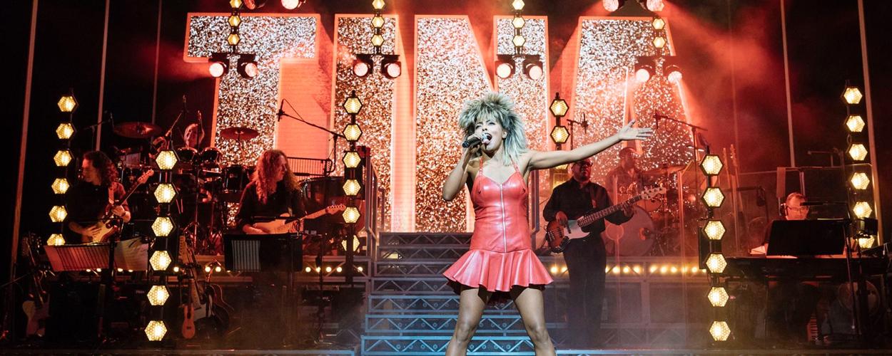 Verlenging voor Tina the Musical op West End