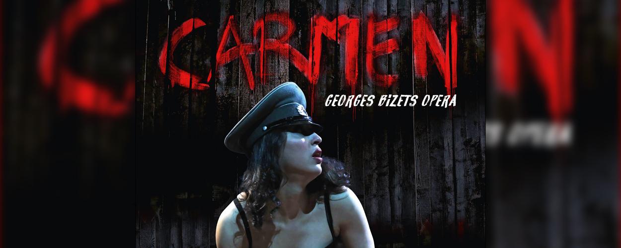Carmen van Frank van Laecke vanaf 15 september in Antwerpen, Brugge en Gent