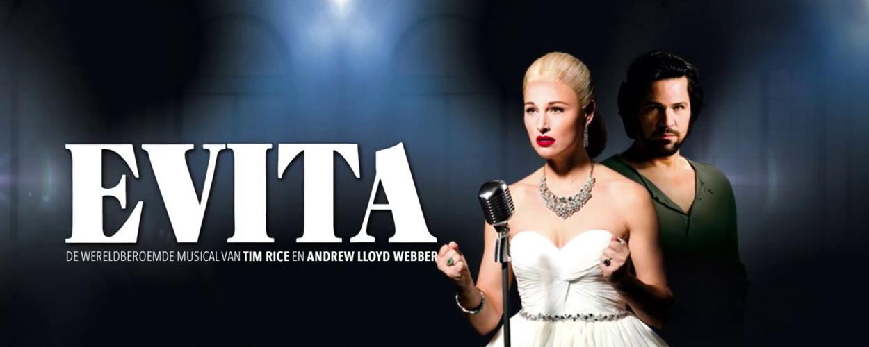 Eerste promo voor Evita de Musical