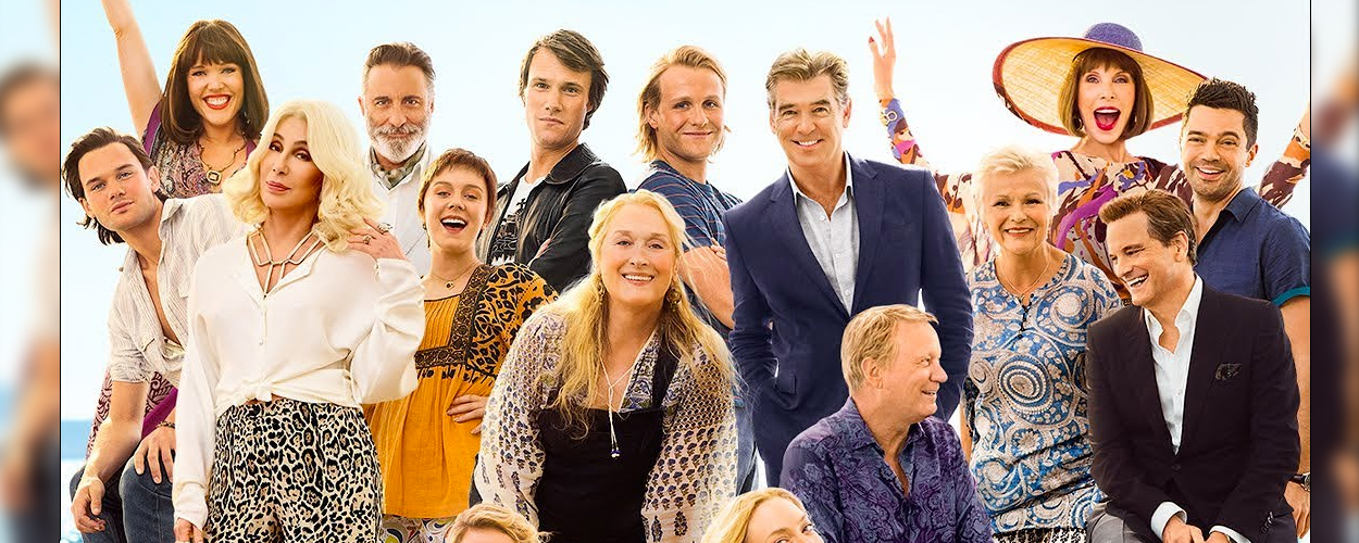 Definitieve trailer voor Mamma Mia! Here We Go Again