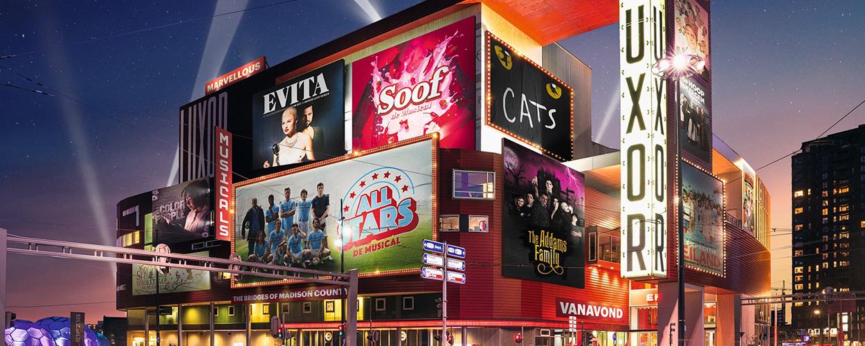 Trailer Musicals aan de Maas