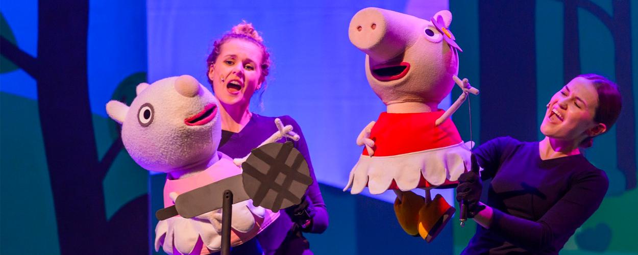 Trailer Peppa Pig – Verrassingsfeest