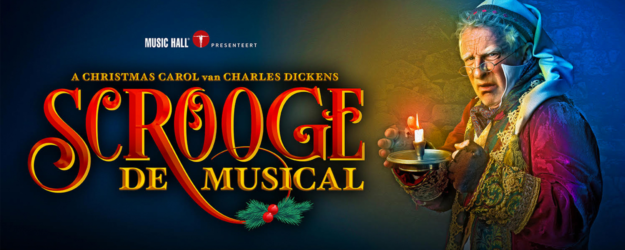 Audities: Diverse rollen Scrooge de Musical