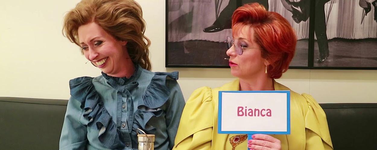 Selma Ann Louis: Wie van de twee met Plien & Bianca