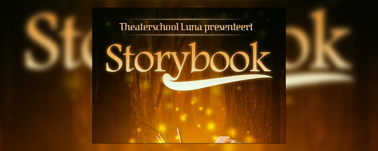 Theaterschool Luna uit Borne presenteert Storybook