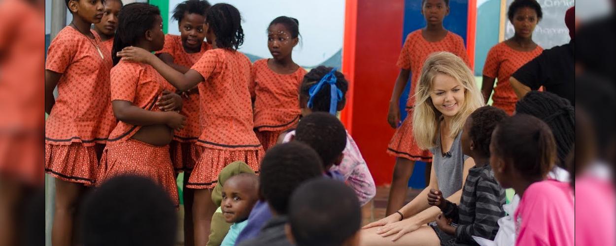 Docu: Sita Vermeulen en Michael van Hoorne voor Kinderfonds MAMAS in Zuid-Afrika