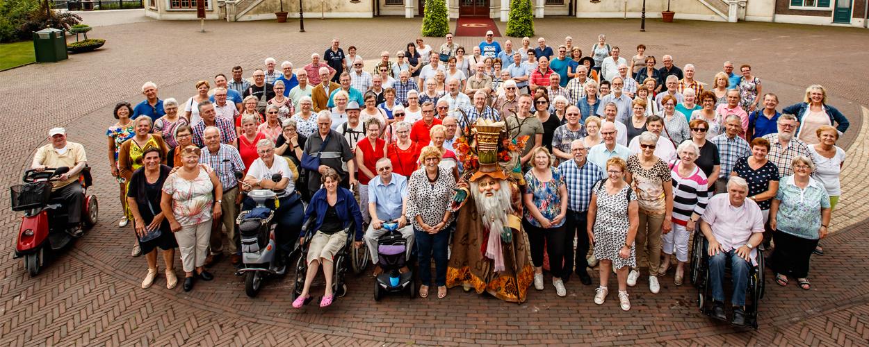 Efteling zoekt 500 grootouders en kleinkinderen voor de Sprookjessprokkelaar