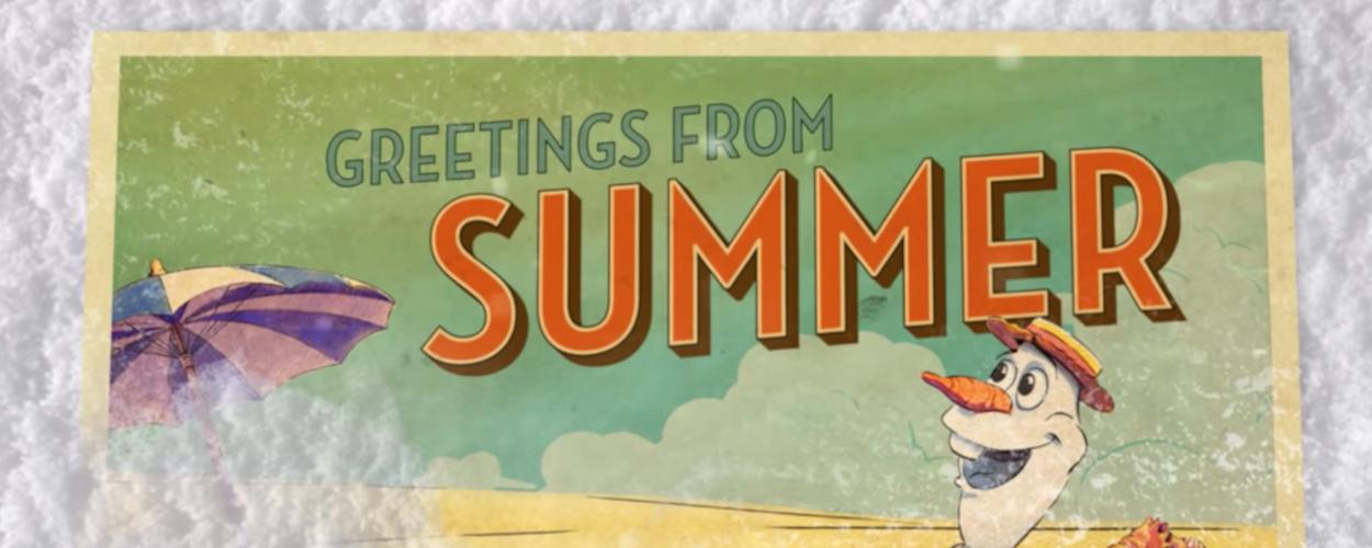 Luister naar 'In Summer' uit Frozen the Musical