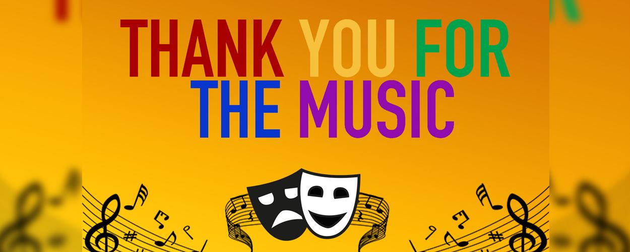 Theater De Kappen in Haaksbergen presenteert Thank You For The Music