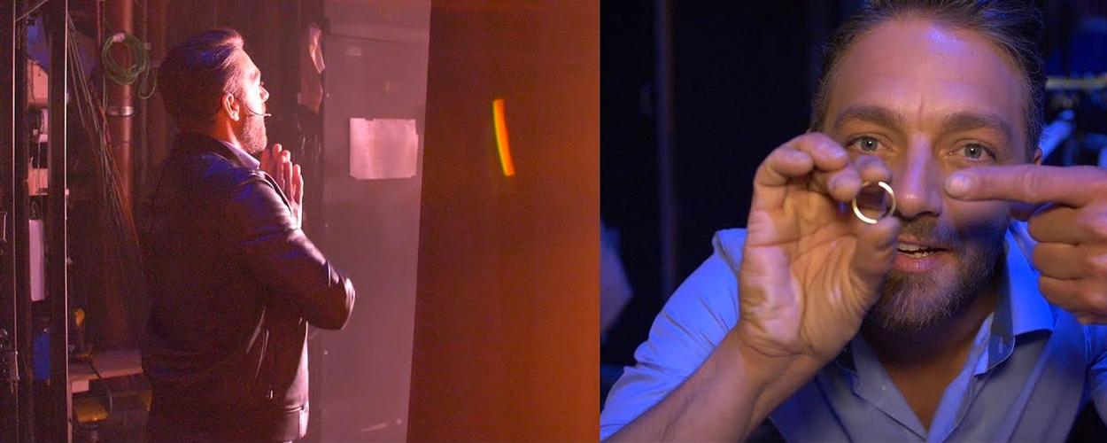 Achter de schermen: Tommie Christiaan als Emilio Estefan