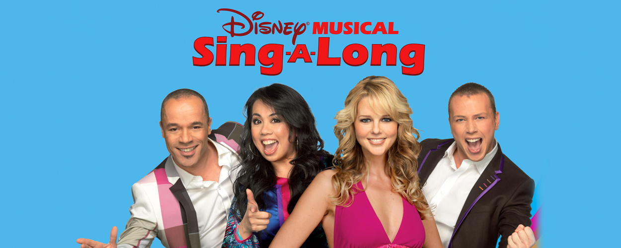 Disney Musical Sing-a-Long