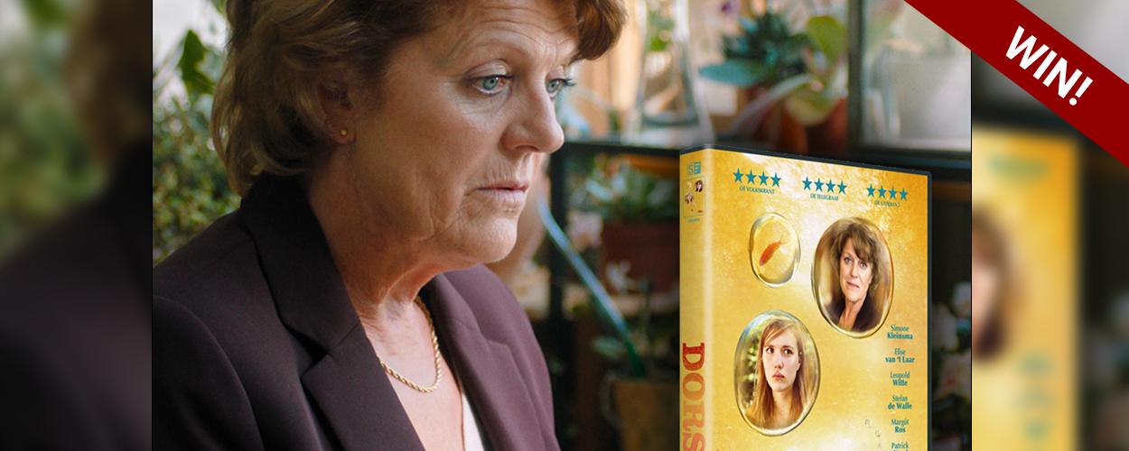 Win de DVD van de film DORST met Simone Kleinsma in de hoofdrol