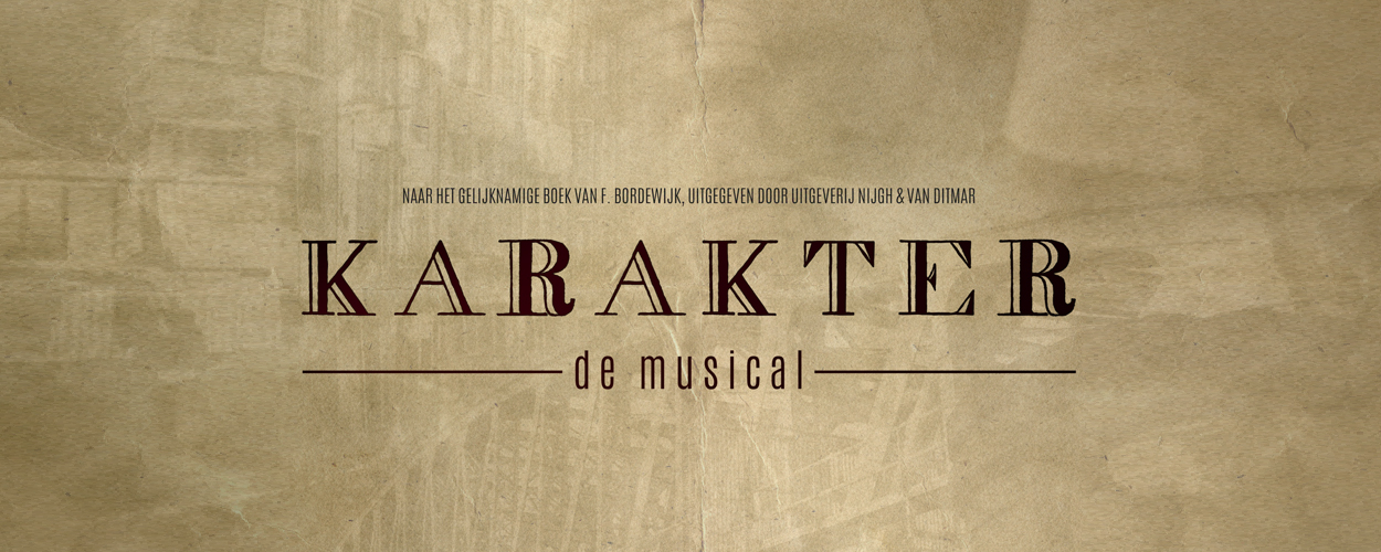 Audities: Karakter de Musical