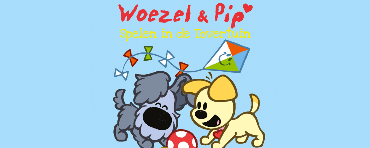 Woezel & Pip in de Tovertuin