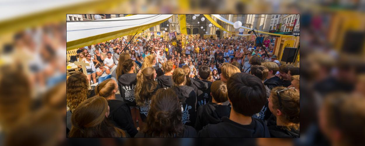 Deep Bridge stelt nieuwe shows live voor op Cultuurmarkt Vlaanderen