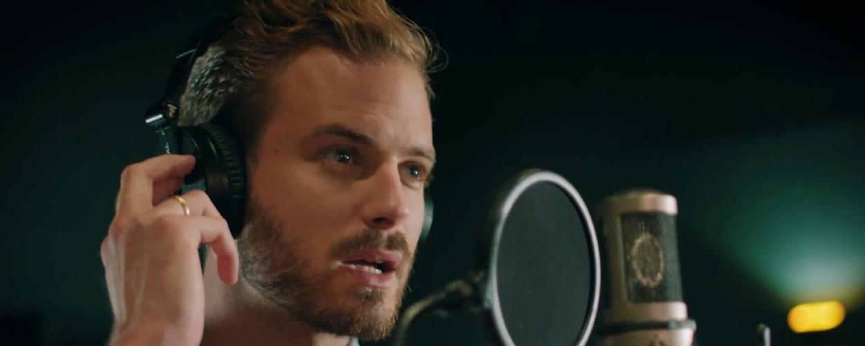 Single 'Toen ik je zag' gezongen door Jim Bakkum uitgebracht