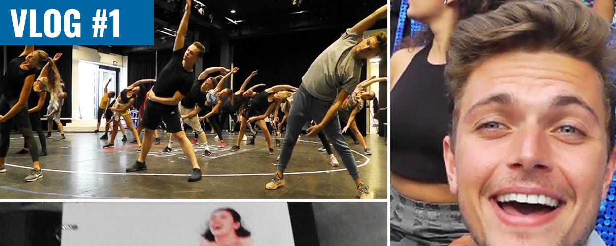 Vlog Mamma Mia! #1: Eerste repetitieweek