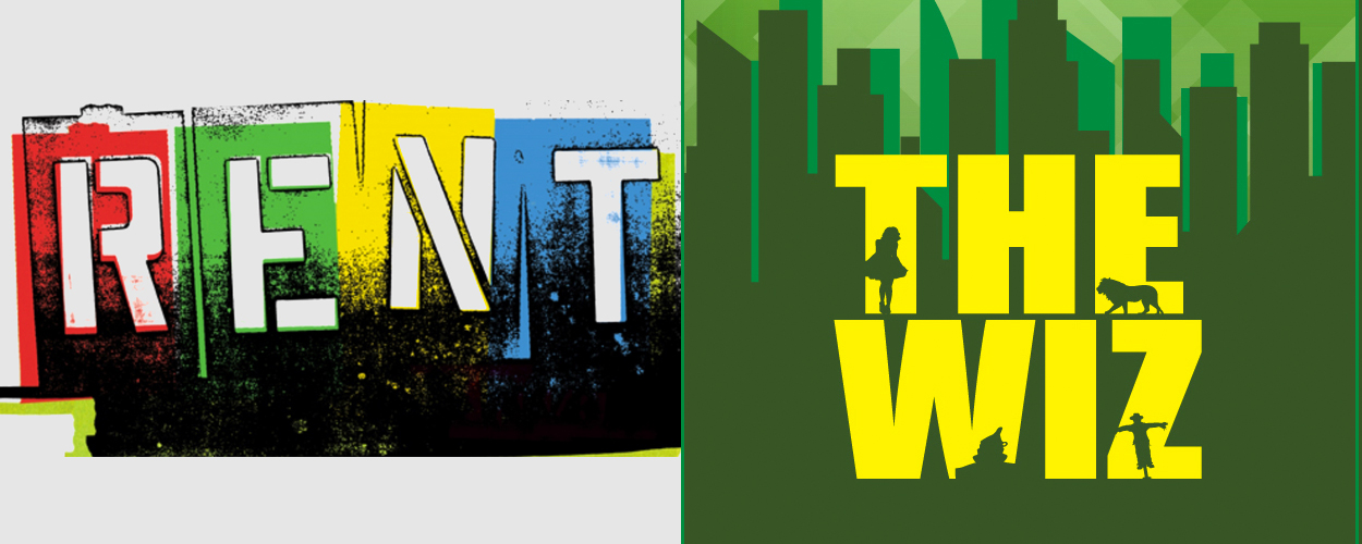 Audities: The Wiz en Rent van Daphne Bruineberg Productions
