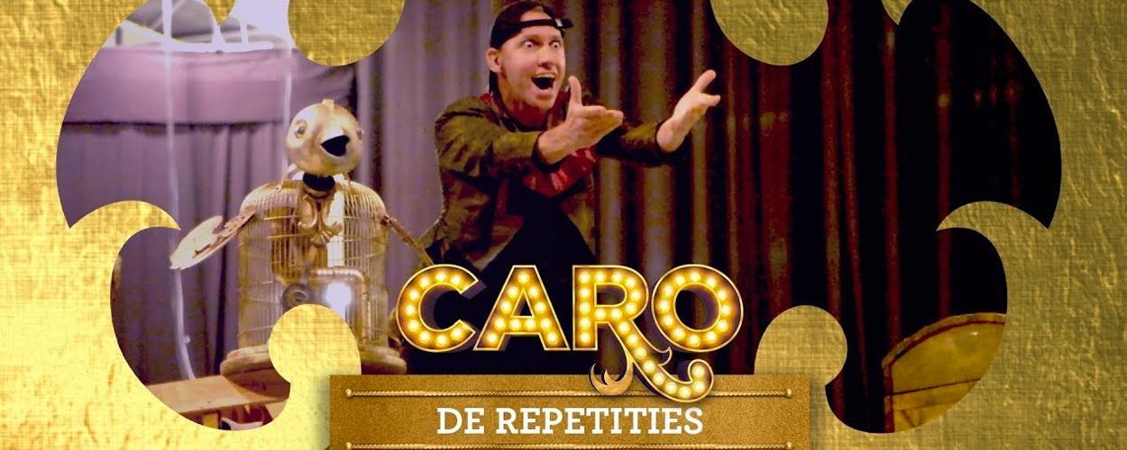 Achter de schermen bij repetities CARO