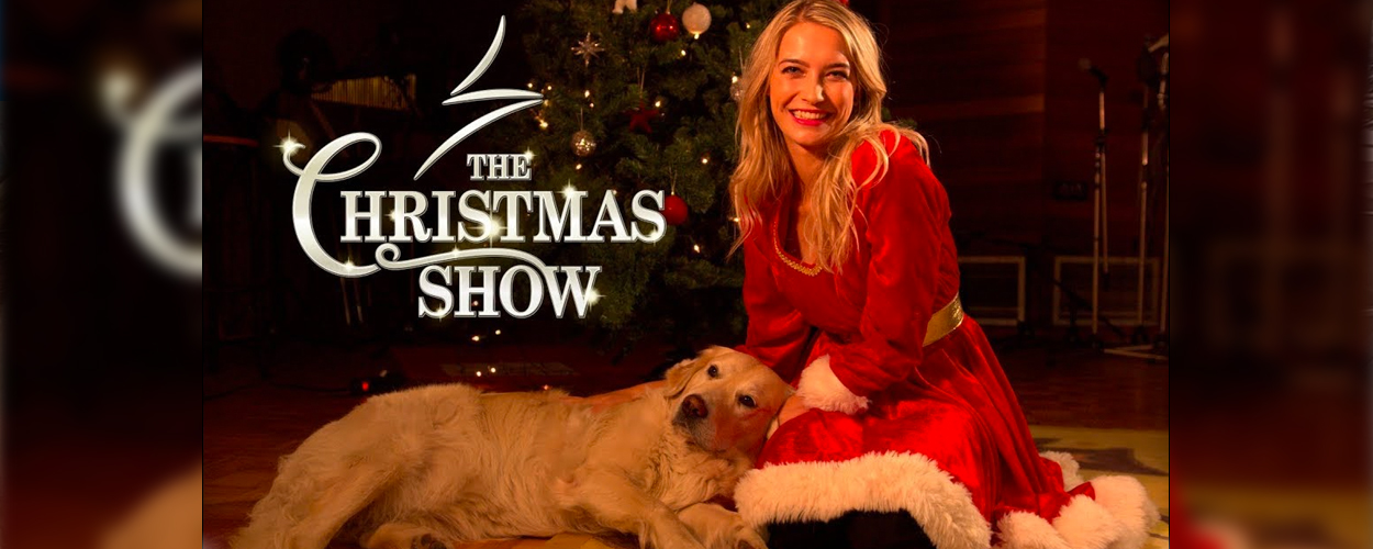 Tinne Oltmans eerste naam in The Christmas Show in Antwerpen