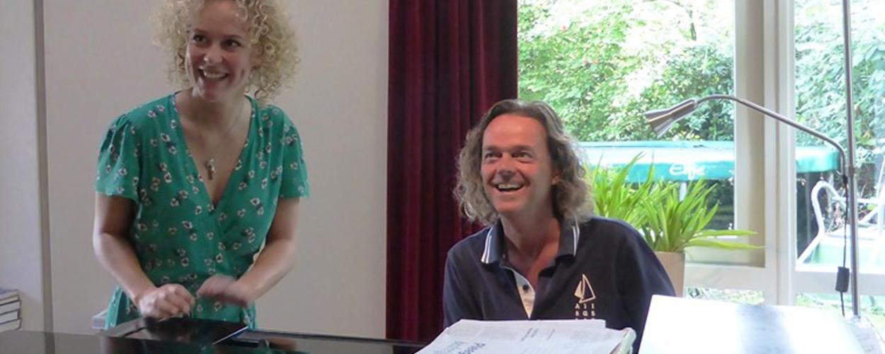 Willemijn Maandag speelt hoofdrol in NOORD op de schaal van Richter