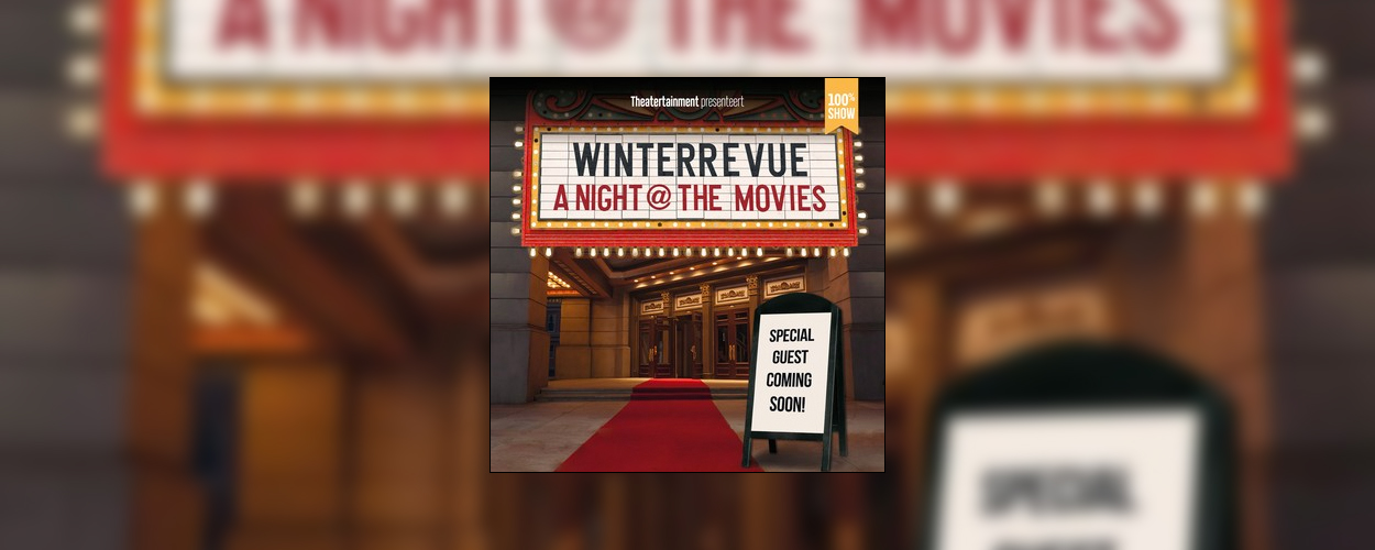 Vierde Winterrevue heeft als thema A Night @ The Movies